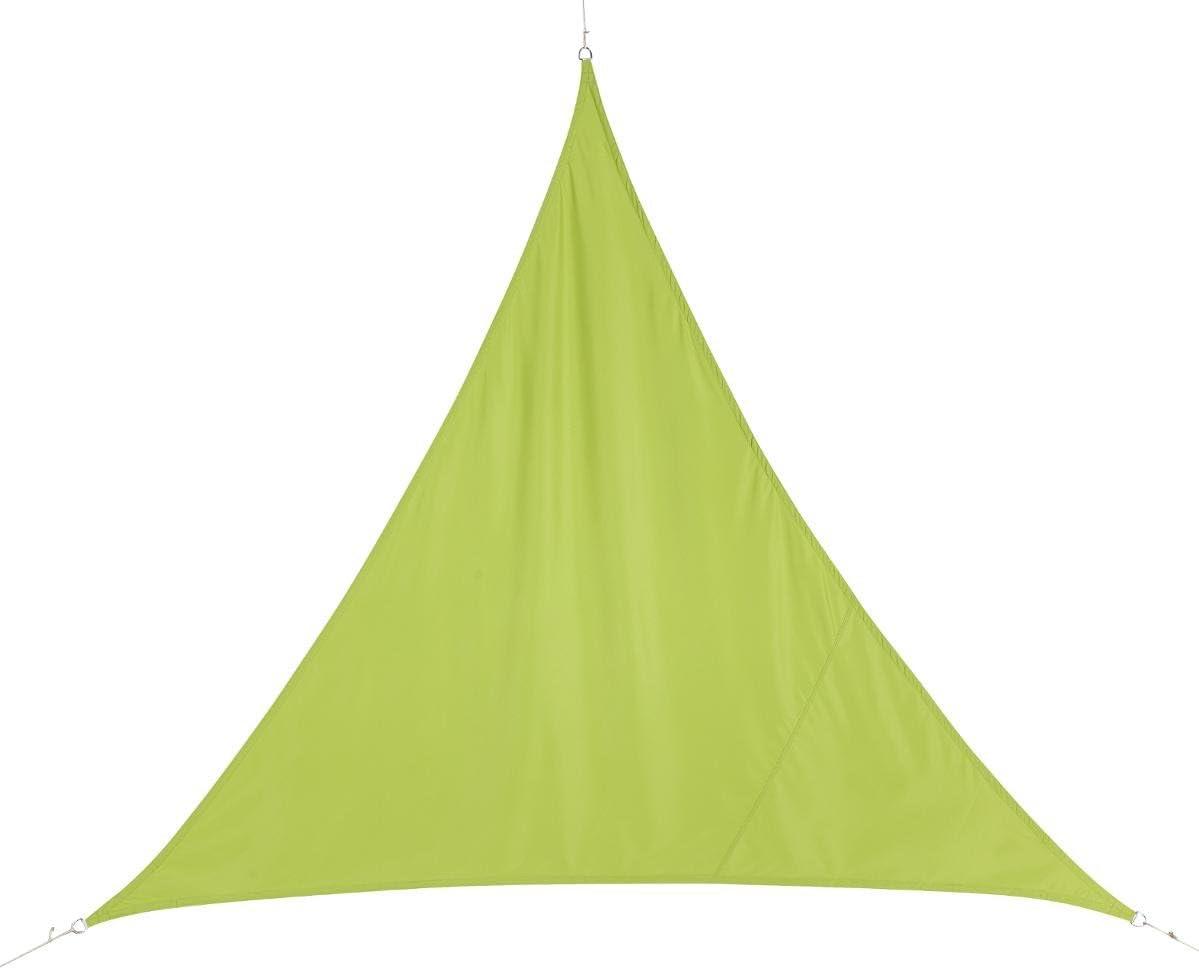 HESPERIDE Toldo vela parasol triangular 2 x 2 x 2 m, en tela ...