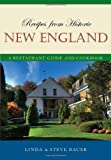 Recipes from Historic New England, Linda Bauer and Steve Bauer, 1589794397