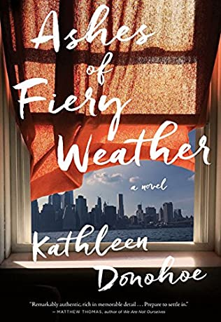 book cover of Ashes of Fiery Weather