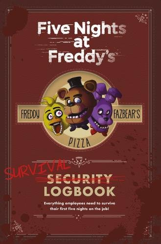 Survival Logbook (Five Nights at Freddy's) cover