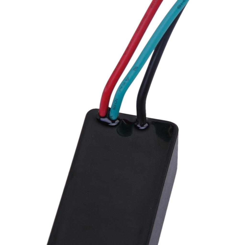 Universel LED Relais R/ép/étiteur Clignotant Flasher Pr Voiture Moto 3 Pin