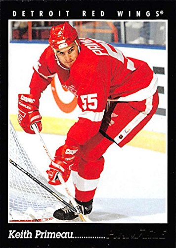 1993-94 Pinnacle Keith Primeau #420 Red - Red Wing 420