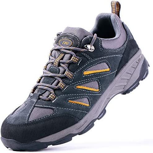 TFO Hiking Shoes Men Non-Slip Breathable for Outdoor Trekking Walking
