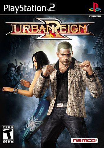 Urban Reign - PlayStation 2 (Def Jam Fight For Ny Xbox 1)