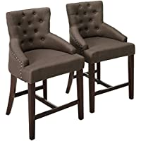 HomeRoots Furniture 285700-OT Chairs, Multicolor