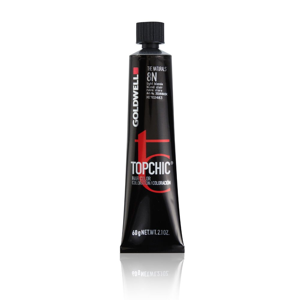 Goldwell Topchic Hair Color Coloration (Tube) 8N