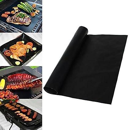 Saver 50x40cm antiadherente estera bandeja de horno de cocina placa de bandejas de horno estera bbq