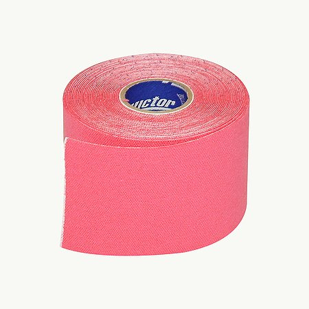Victor K-Tape Kinesiology Tape: 2 in. x 15 ft. (Pink)