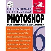 Photoshop 6 for Windows and Macintosh: Visual QuickStart Guide (Visual QuickStart Guides)