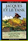 Jacques et le tank par Delval