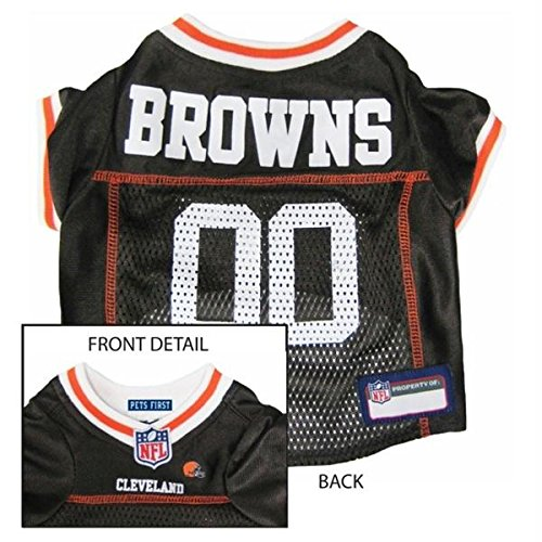 (Pet Care Preferred Cleveland Browns Dog Jersey - XX-Large)