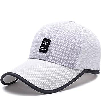 9a264a79efb Meaeo Men Baseball Cap Women Golf Sports Hat Cap Outdoors Travel Sun Hat  Sunscreen Shade Hats