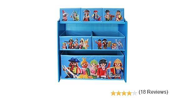 Playmobil – Estantería de almacenaje con 6 Puertas (Textiles, 064624: Amazon.es: Juguetes y juegos