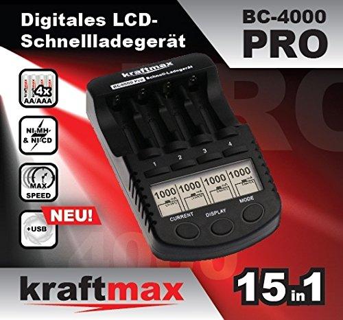 Kraftmax BC-4000 Pro