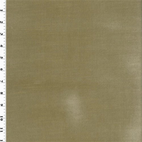 JB Martin Dauphin Beige Chambord Velvet Decorating Fabric, Fabric by The Yard ()