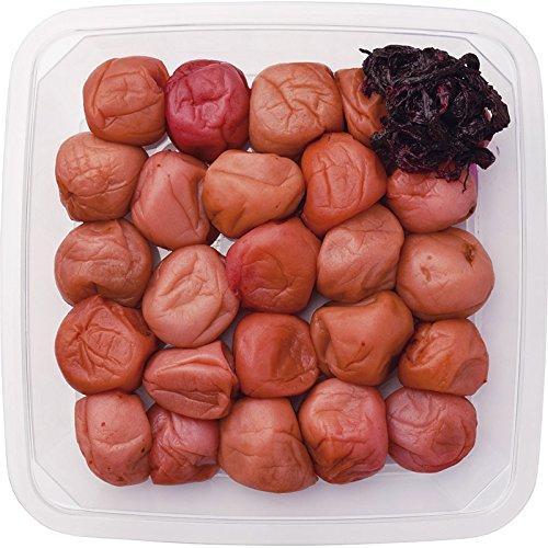 紀州南高梅 農家の梅 しそ漬け600g 【南高梅 完熟 梅干し しそ漬け 塩分12% お取り寄せ】