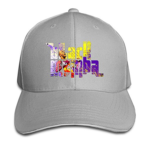 Jackey Black Mamba Kobe #24 Hat