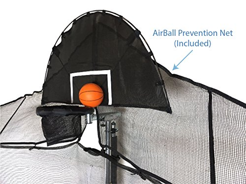 The 8 best basketball hoops for trampolines