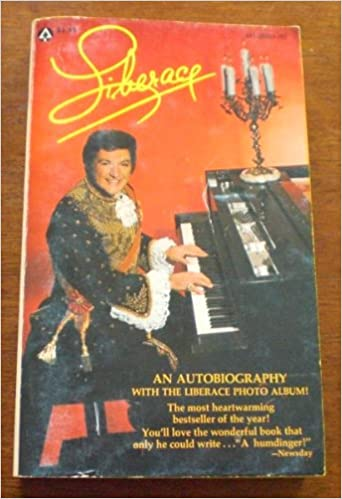 "/"" An Autobiography /"" by Liberace Hardback Book The Fast Free Liberace"