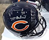 Take a look at this Jordan Howard Signed Chicago Bears Full Size Authentic Helmet - JSA Certified Autograph. This piece of sports memorabilia has been authenticated by JSA and comes complete with a Certificate of Authenticity and matching tam...