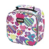 Functional Insulated Lunch Box Bag Picnic Zip Pack Waterproof Storage Handbag