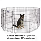 MidWest Homes for Pets Universal Pet Playpen