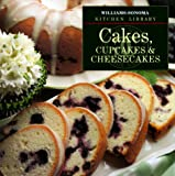 Cakes, Cupcakes and Cheesecakes, Sarah Tenaglia, Chuck Williams, 0783503040