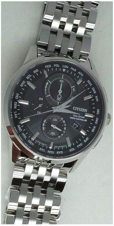 orologio cronografo uomo Citizen Eco Drive trendy cod. AT8110 61E