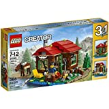 LEGO Creator Lakeside Lodge 31048