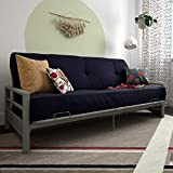 Best Futons - DHP 2263459 Miles Metal Futon Frame Perfect as Review