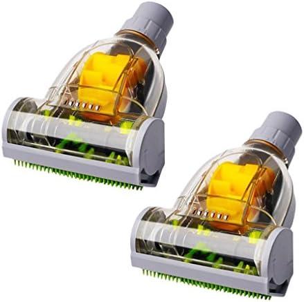 CUTICATE 2ピースユニバーサルサイクロン集塵機真空クリーンパワーノズルブラシ