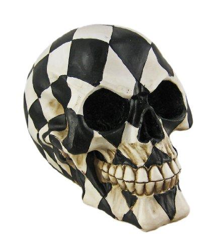 Black Skull Pattern - 8
