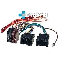 ISO-SAAB.9306 - Conector iso universal para instalar radios