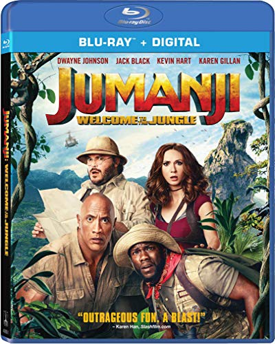 Jumanji : Welcome to the Jungle [Blu-ray]