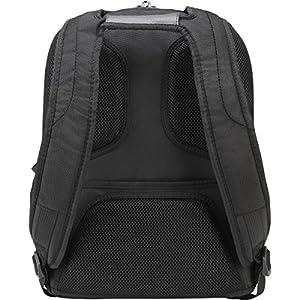 Targus Checkpoint-Friendly Air Traveler Backpack for 16-Inch Laptops, Black (TBB012US)