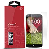 iCarez LG G2 [HD Clear] Premium Screen Protector - Best Reviews Guide