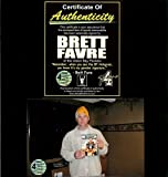 "Brett Favre Autographed/Signed Sports Illustrated ""Sportsman of the Year"""