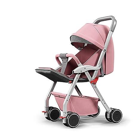 Plegable Baby Solo Cochecitos, Ligera Compacto Vacaciones Buggies ...
