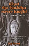 What the Buddha Never Taught, Tim Ward, 1782792031