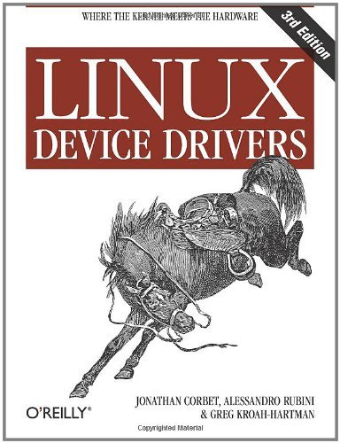 Book Linux Device Drivers: Where the Kernel Meets the Hardware D.O.C