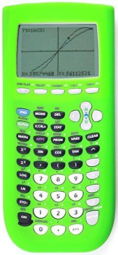 Guerrilla Silicone Case Texas Instruments Plus Graphing Calculator,