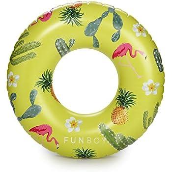 Amazon Com Funboy Oversized Inflatable Cactus Cooler Tube