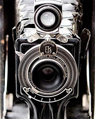 Antique Camera Photo Office Decor 8x10 inch print