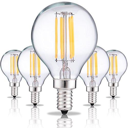 Clear Led Filament String Lights - 9