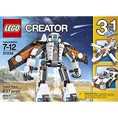 Lego Creator Future Flyers: Toys & Games
