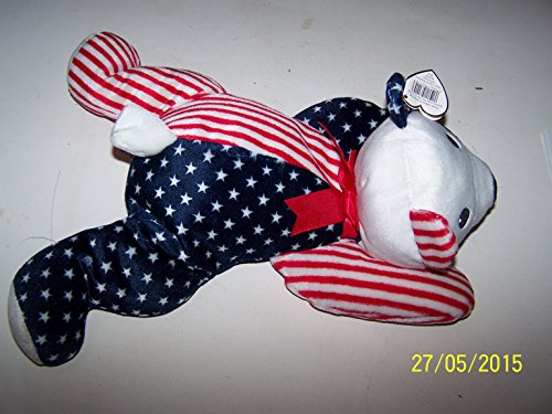 Ty Pillow Pal - Sparkler the Patriotic - Pals Patriotic