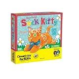 Creativity for Kids Sew a Cute Sock Kitty