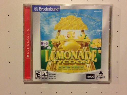 Lemonade Tycoon (Lemonade Hand Game)