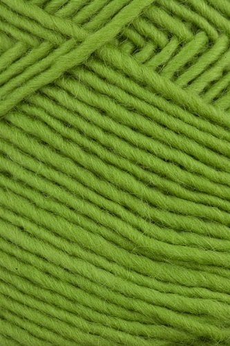 Brown Sheep - Lambs Pride Worsted Knitting Yarn - Limeade (# 120)