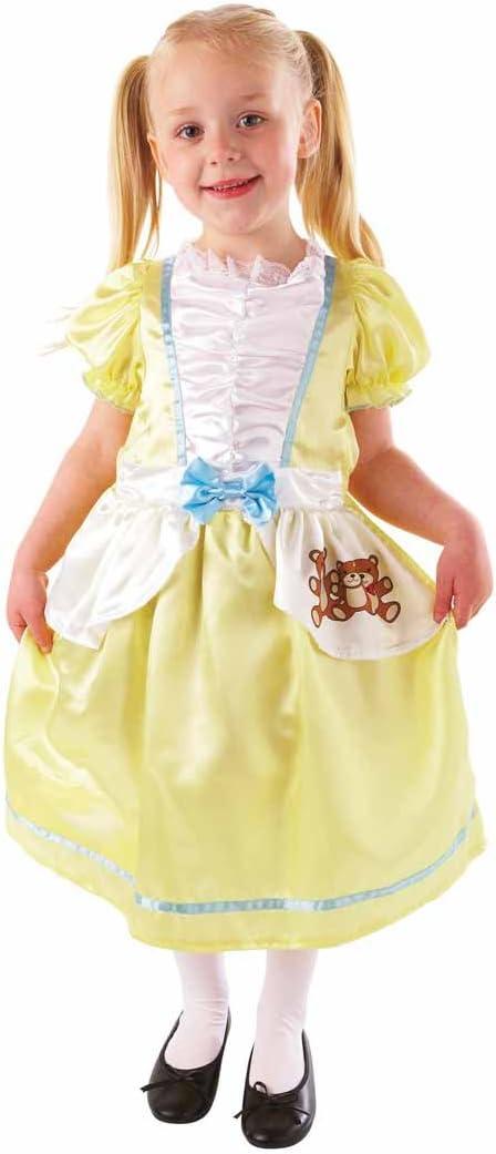 Christy`s - Disfraz de niña con tirabuzones infantil, talla M ...